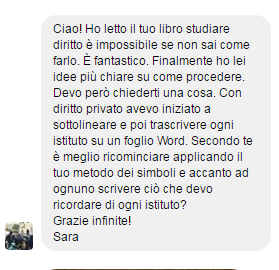 Recensione Sara