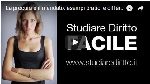 studiare-diritto-procura-mandato