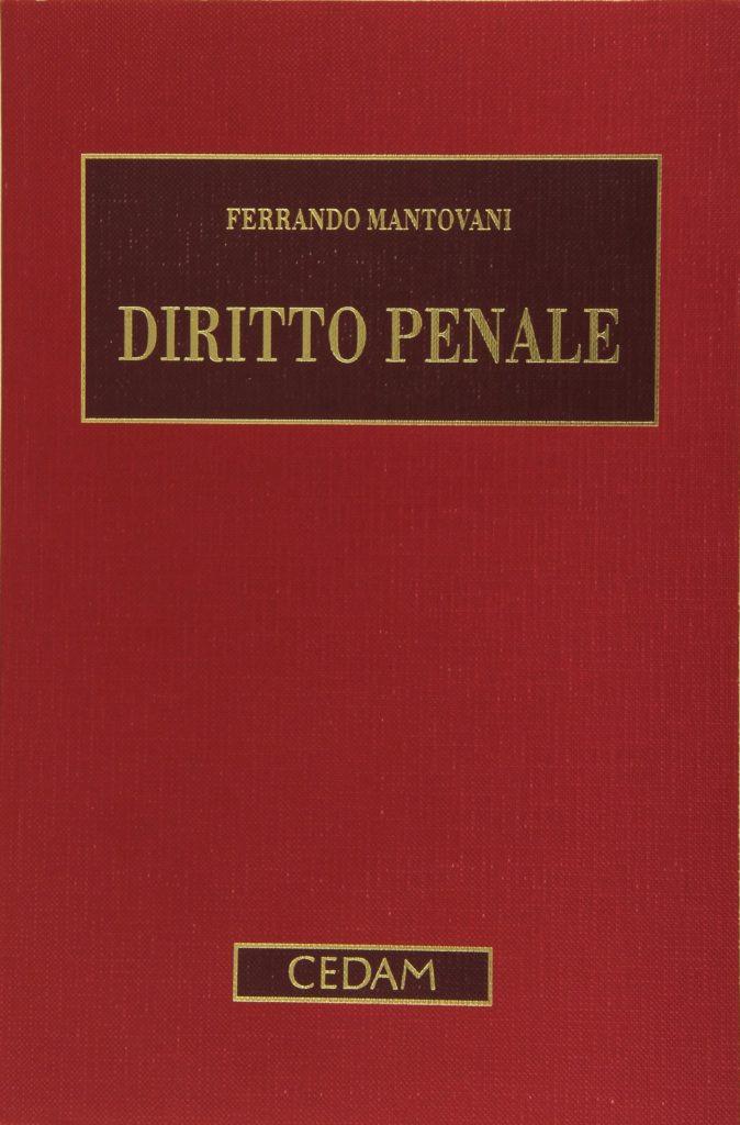 diritto penale mantovani