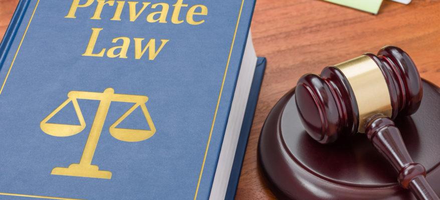 Schemi di diritto privato