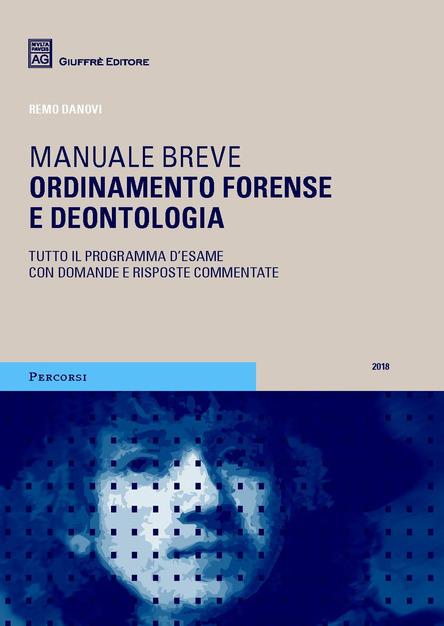 deontologia ordinamento forense