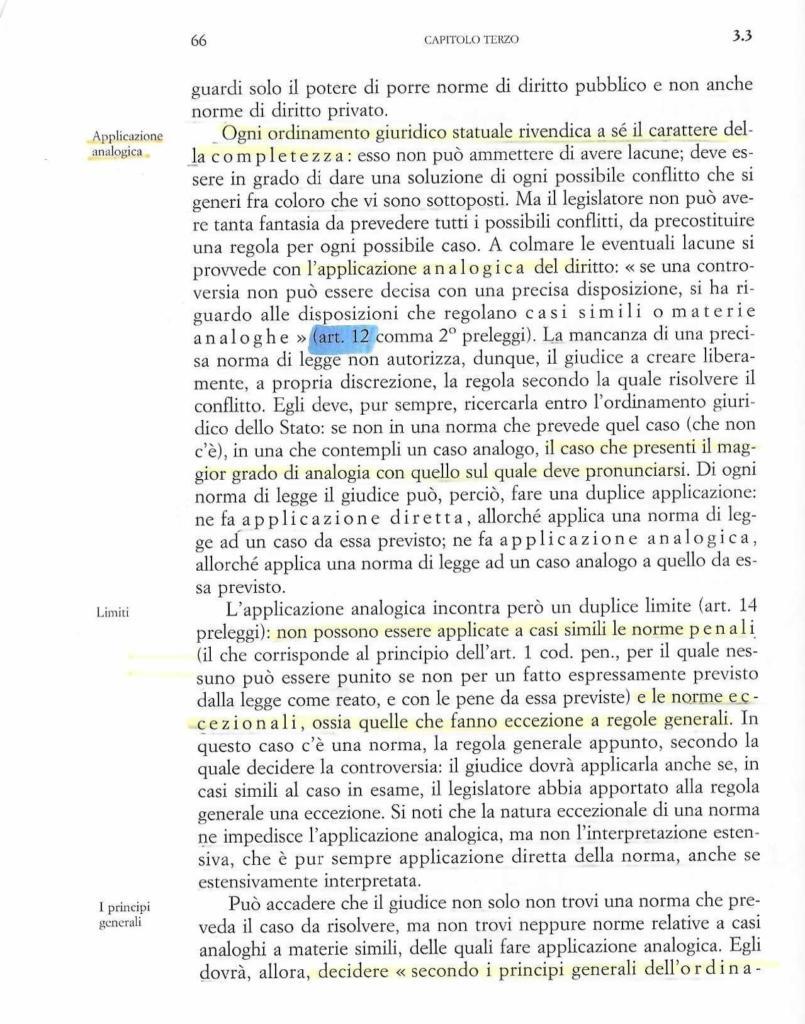 Schemi di diritto privato Galgano