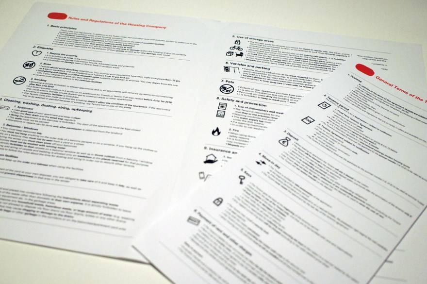 legal design contratto
