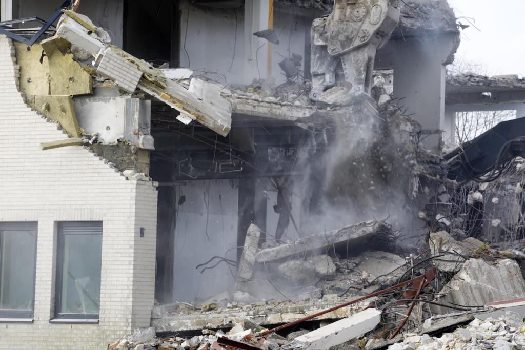 rovina edificio